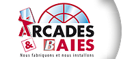 Logo of Arcades & Baies