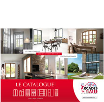Catalogue menuiseries Arcades et Baies